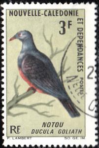 New Caledonia #346 Used