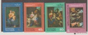 St. Kitts-Nevis Scott #276-279 Stamps - Mint NH Set