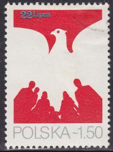 Poland 2349 USED 1979 Polish People's Republic 1.50zł