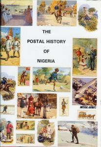 THE POSTAL HISTORY OF NIGERIA BY EDWARD B. PROUD