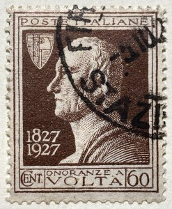 AlexStamps ITALY #190 XF Used