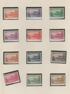 NORFOLK ISLAND  1947 - 1966