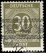 Germany - 589 - Used - SCV-8.25