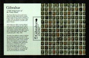 Gibraltar #1514  MNH  Scott $9.25   Souvenir Sheet