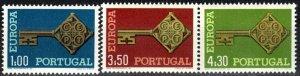 Portugal #1019-21  MNH  CV $9.75 (X6289)