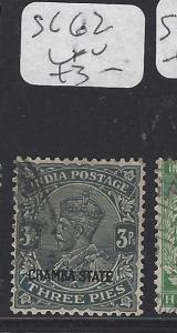INDIA CHAMBA  (PP2410B)  KGV  3P     SG 62      VFU