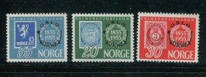 Norway #340-2 Mint