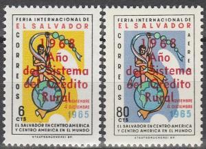 Salvador #784, C246   MNH   (S7819)