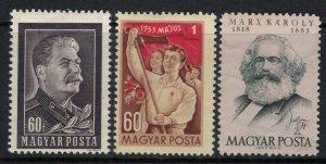 Hungary #1034, 41-2*  CV $3.75