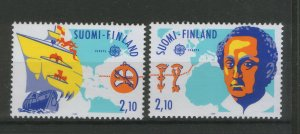 FINLAND-MNH** SET-EUROPA CEPT-1992.