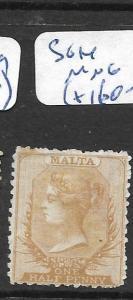 MALTA (PP1406B)   QV   1/2D  SG 14   MNG