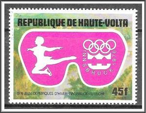 Upper Volta #385 Winter Olympics CTO