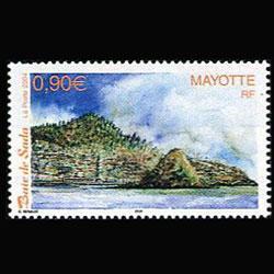 MAYOTTE 2004 - Scott# 203 Sada Bay Set of 1 NH