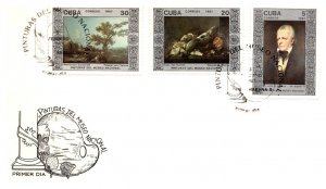 Cuba, Worldwide First Day Cover