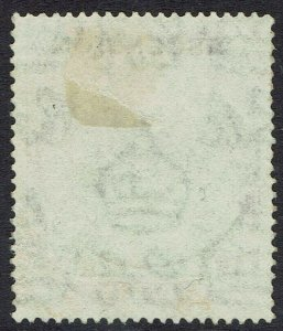 ASCENSION 1922 KGV THE WHARF 3/- USED