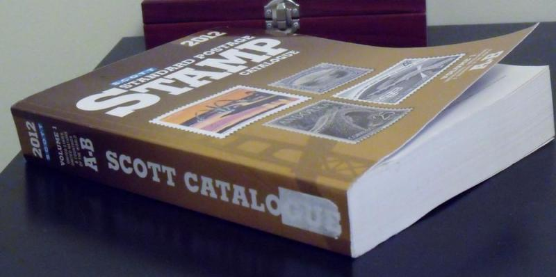 Scott Catalogue   2012   Volume 1   USA, UN, Countries A-B