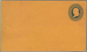 77257 - USA - POSTAL HISTORY -  Manila  STATIONERY COVER  # U76