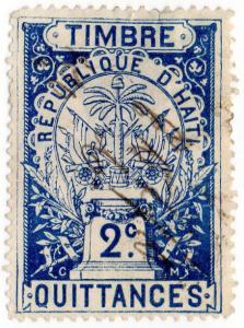 (I.B) Haiti Revenue : Receipt 2c