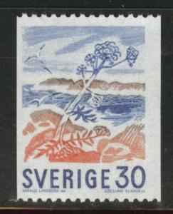 SWEDEN Scott 743 MNH** 1967 coil