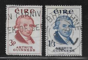 IRELAND, 171-172, USED, ARTHUR GUINNESS