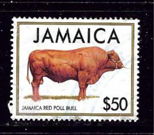 Jamaica 822 Used 1994 Bull