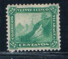 Nicaragua 7 MH NG Liberty Cap (N0194)