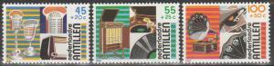 Netherlands Antilles #B220-2 MNH CV $3.00 (S5827)