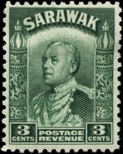 Sarawak Scott #113 Mint