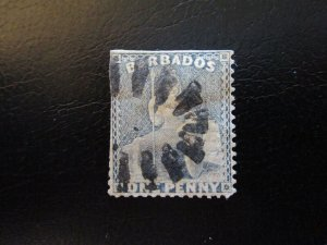 Barbados #45 Used (L7G3) WDWPhilatelic
