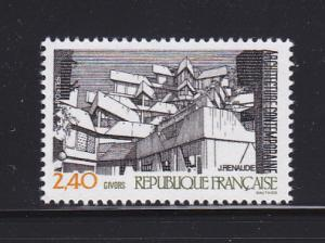 France 1972 Set MNH Housing in Givors
