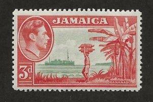 JAMAICA SC# 152   FVF/MNH