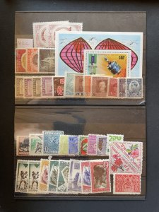 Worldwide 185 Stamps MH/MNH/Used