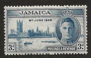 JAMAICA SC# 137a  VF/MNH