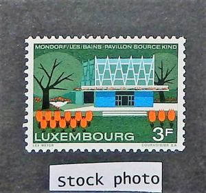 Luxembourg 468. 1968 Mondorf-les-Bains, NH