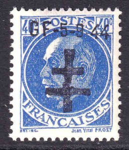 FRANCE 429 PONTARLIER LIBERATION OG NH VF BEAUTIFUL GUM