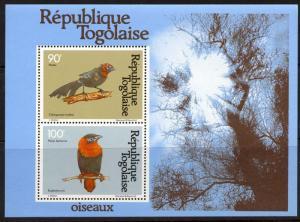 Togo C447a MNH Birds