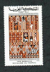 1979  - Morocco - Maroc - Moroccan Carpets- Tapis - Complete set 1v.MNH**