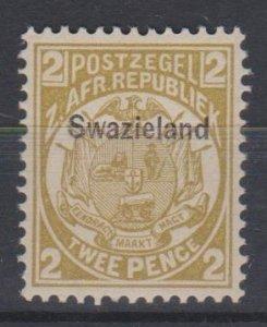 Swaziland Sc#3 MLH