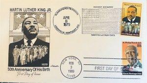 HNLP Hideaki Nakano 2402 A. Philip Randolph on Martin Luther King Jr. & RFK CXL