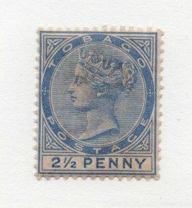 Trinidad - SG# 16 MLH / wmk crown CA (toned gum)   -  Lot 0120098