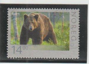Norway  Scott#  1532  Used  (2008 Bear)