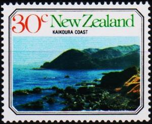New Zealand. 1977 30c S.G.1148  Unmounted Mint