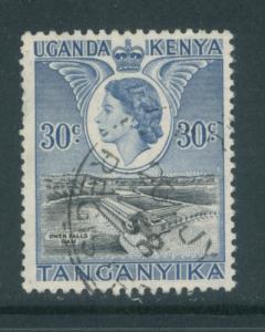 Kenya Uganda Tanganyika 108  Used