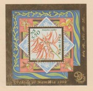 Namibia Scott #949 Stamps - Mint NH Souvenir Sheet