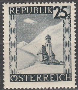 Austria #466 MNH