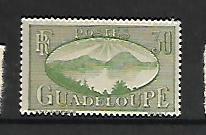 GUADELOUPE, 105, MINT HINGED, SAINTS ROADSTEAD