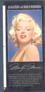 2967 Marilyn Monroe Panel (No Stamps) FREE SHIPPING