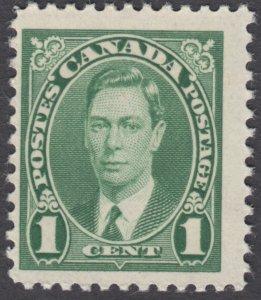 Canada - #231 King George VI - MNH