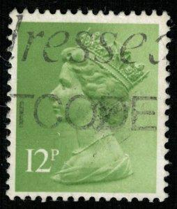 Queen, Great Britain, 1980, Queen Elizabeth II, MC #821(T-4887)