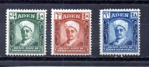 Aden - Quaiti 1-3 MNH